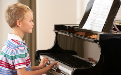Top Benefits of Piano Lessons